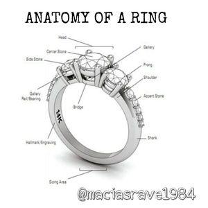 Jewelry - Jewelry / Ring Anatomy